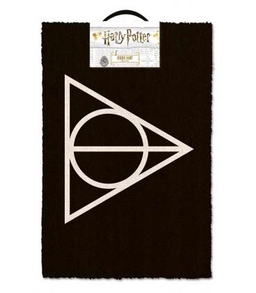 Harry Potter Deathly Hallows Doormat