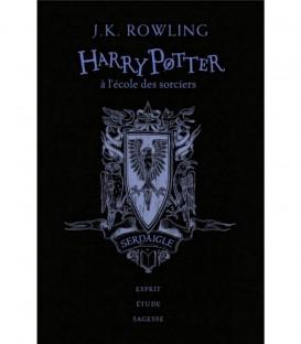 Livre Harry Potter à l'école des Sorciers Serdaigle Edition Collector