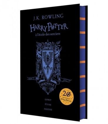 Livre Harry Potter à l'école des Sorciers Serdaigle Edition Collector,  Harry Potter, Boutique Harry Potter, The Wizard's Shop
