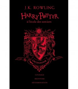 Harry Potter and the Philosopher's Stone Gryffindor Collector Edition