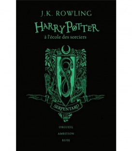 Harry Potter and the Philosopher's Stone Slytherin Collector Edition