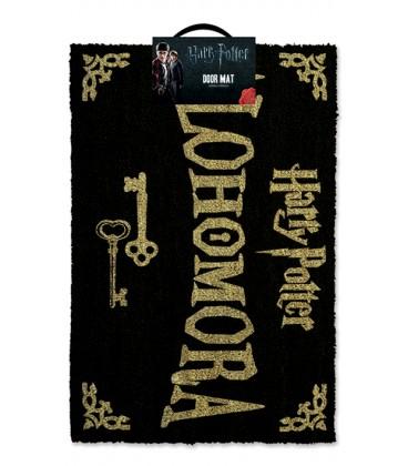 Paillasson Alohomora,  Harry Potter, Boutique Harry Potter, The Wizard's Shop