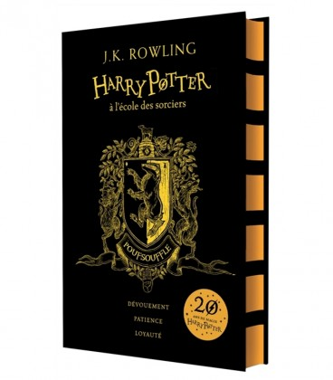 Harry Potter and the Philosopher's Stone Hufflepuff Collector Edition