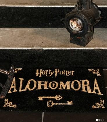 Harry Potter Alohomora Doormat