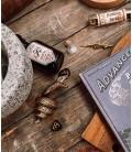 Mamba   Bottle opener Antique Gold
