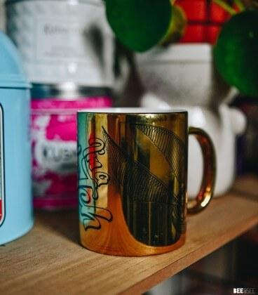 Mug I'am a Catch Vif d'or,  Harry Potter, Boutique Harry Potter, The Wizard's Shop