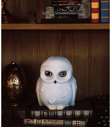 Lampe Hedwige Harry Potter,  Harry Potter, Boutique Harry Potter, The Wizard's Shop