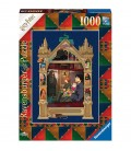 """Puzzle """"Harry Potter On the way to Hogwarts"""" 1000 pieces by Minalima"""