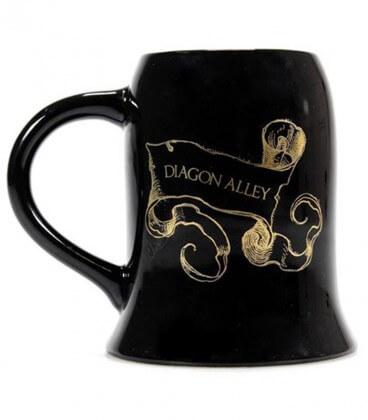 Mug Chope Leaky Cauldron Harry Potter,  Harry Potter, Boutique Harry Potter, The Wizard's Shop