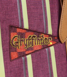 Sac à dos Gryffondor à rayures vintage Harry Potter,  Harry Potter, Boutique Harry Potter, The Wizard's Shop