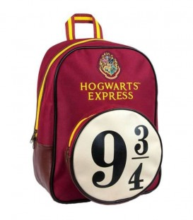 Hogwarts Express Platform 9 3/4  Backpack with Circular Pocket