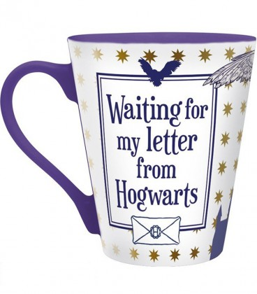 Tasse Mug Hedwige Lettre de Poudlard Harry Potter,  Harry Potter, Boutique Harry Potter, The Wizard's Shop