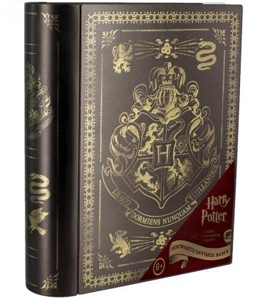 Tirelire Harry Potter Livre Hogwarts,  Harry Potter, Boutique Harry Potter, The Wizard's Shop