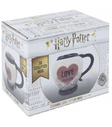 Mug Love Potion,  Harry Potter, Boutique Harry Potter, The Wizard's Shop