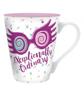 Tasse Mug Luna Lovegood Harry Potter,  Harry Potter, Boutique Harry Potter, The Wizard's Shop