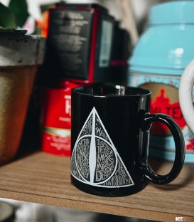 Mug The Deathy Hallows Effet Thermique