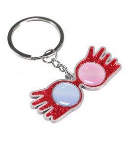 Porte clés Lorgnospectres Luna Lovegood,  Harry Potter, Boutique Harry Potter, The Wizard's Shop