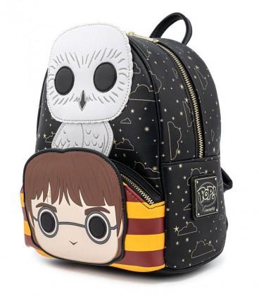 Mini Sac à Dos Hedwige & Harry POP! Loungefly Harry Potter,  Harry Potter, Boutique Harry Potter, The Wizard's Shop