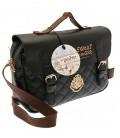 Harry Potter Quilted Satchel Lunch Bag Black
