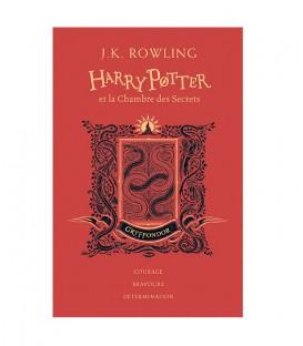 Livre Harry Potter et la Chambre des Secrets Gryffondor Edition Collector