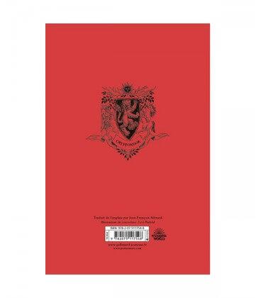 Livre Harry Potter et la Chambre des Secrets Gryffondor Edition Collector,  Harry Potter, Boutique Harry Potter, The Wizard's...