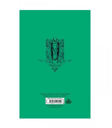 Livre Harry Potter et la Chambre des Secrets Serpentard Edition Collector,  Harry Potter, Boutique Harry Potter, The Wizard's...