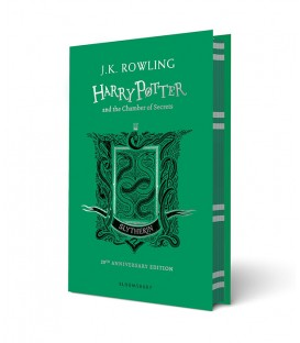 Harry Potter and the Chamber of Secrets Slytherin Collector French Edition
