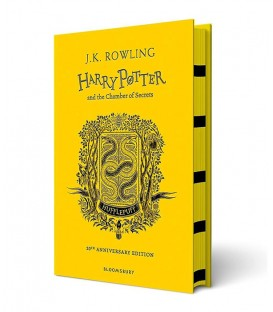 Harry Potter and the Chamber of Secrets Hufflepuff Collector Edition