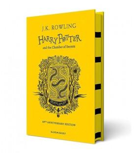 Livre Harry Potter et la Chambre des Secrets Poufsouffle Edition Collector,  Harry Potter, Boutique Harry Potter, The Wizard'...