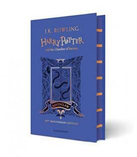 Livre Harry Potter et la Chambre des Secrets Serdaigle Edition Collector,  Harry Potter, Boutique Harry Potter, The Wizard's ...