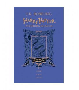 Livre Harry Potter et la Chambre des Secrets Serdaigle Edition Collector