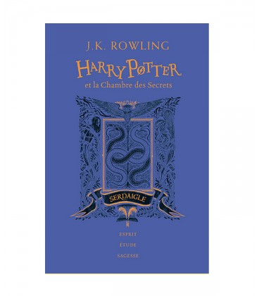 Harry Potter and the Chamber of Secrets Ravenclaw Collector Edition