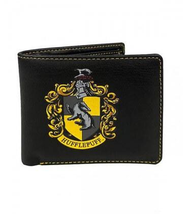 Portefeuille Poufsouffle Harry Potter,  Harry Potter, Boutique Harry Potter, The Wizard's Shop