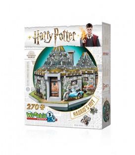 Puzzle 3D - Hutte d'Hagrid Wrebbit