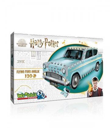 Puzzle 3D - Voiture Weasley - 130 pièces Wrebbit Harry Potter,  Harry Potter, Boutique Harry Potter, The Wizard's Shop