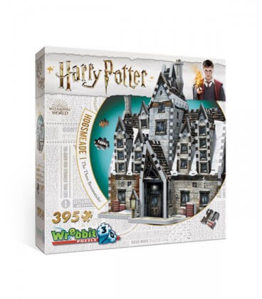 3D Puzzle - Hogsmeade : The Three Broomsticks