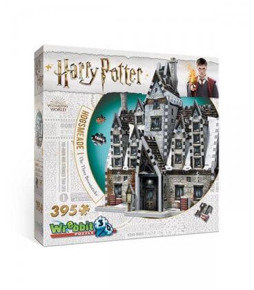 Puzzle 3D - Pré-au-Lard : Les Trois Balais Wrebbit,  Harry Potter, Boutique Harry Potter, The Wizard's Shop