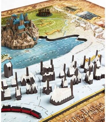 Puzzle 4D - The Wizarding World - 892 pcs Harry Potter
