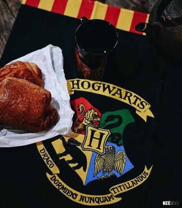 Hogwarts Harry Potter Tea Towel