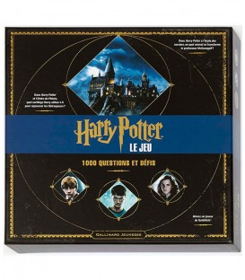 Harry Potter : Le jeu 1 000 questions et défis