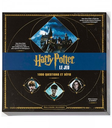 Harry Potter : Le jeu 1 000 questions et défis,  Harry Potter, Boutique Harry Potter, The Wizard's Shop