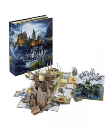 Le grand livre pop-up de Poudlard,  Harry Potter, Boutique Harry Potter, The Wizard's Shop