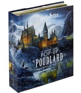 Le grand livre pop-up de Poudlard