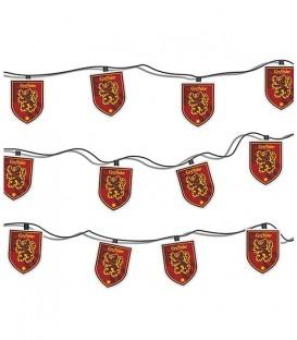 Gryffindor String Lights