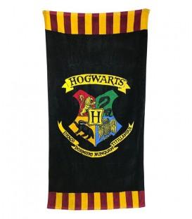 Serviette de plage Poudlard Harry Potter,  Harry Potter, Boutique Harry Potter, The Wizard's Shop