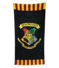 Serviette de plage Poudlard Harry Potter