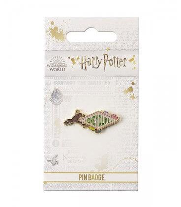 Pin's logo Honeydukes - Harry Potter,  Harry Potter, Boutique Harry Potter, The Wizard's Shop