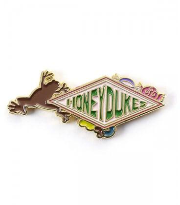 Honeydukes Logo Pin - Harry Potter