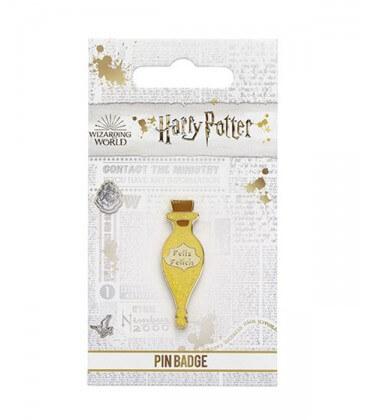 Badge Pin's Felix Felicis - Harry Potter,  Harry Potter, Boutique Harry Potter, The Wizard's Shop
