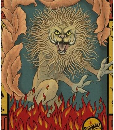 Poster Zouwu par Minalima,  Harry Potter, Boutique Harry Potter, The Wizard's Shop